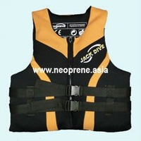 2012 New Orange Neoprene life vest