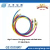 HIGH QUALITY R410A Charging hose with Ball Valve