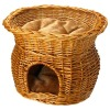willow wicker animal Bed