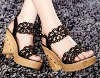 fashion beautiful women sandals, new arrival