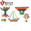 Blow Molding Products Children Plastic safe Intelligent Outdoor Gift Non-toxic Building Block Models