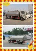 High quality aluminum 11.77cbm Dongfeng 4*2 chassis Milk tanker truck