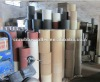 20'' Cream color rubber roller For Rice Mill