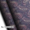 yarn-dyed cotton denim jacquard woven fabric
