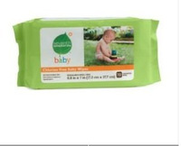 Seventh Generation Baby Wipes Refills Chlorine FreeUnsc