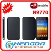 "5"" N9770 Smart Phone Android 4.0.4 MTK6577 2 Sim 1.0GHz GPS 3G WCDMA TO GLOBAL"
