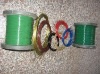 coil florist Wire/painted wire green iron wire florist wire