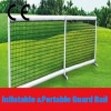 Pvc Post and Rail Fence (inflatable &portable guard rail)