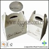 Take-away Paper Cake Box Design
