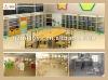 Non-toxic Wood Desk & Chiars For Kindergarten Students
