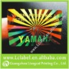 High grade sticker printing and colourful custom stickers