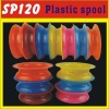 all kinds of plastic fishing line spool