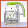 1.8L Automatic & Cordless Glass electric kettle