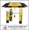 Promotion gift beer bottle umbrella