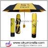 Promotion gift beer bottle umbrella