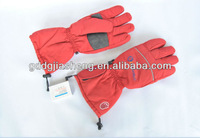Cold winter weather keep hands warm electric battery heat gloves