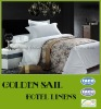 jacquard cotton hotel bedding set
