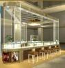2012 new glass led display showcase&cabinet