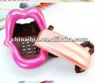 2012 AR-5056 Creative Super Mouth Telephone