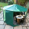 Waterproof Circular Garden Patio Table Cover,Garden Furniture Cover