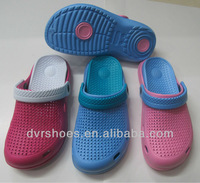 hot wholesale rubber garden shoes for girls