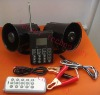 LS-560 Electronic Game Caller ,with 2PCS sound speaker for outdoor hunting mp3