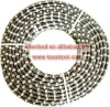 Diamond wire saw for Marble quarry work or stationary machine