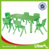 Children Plastic Tables and Chairs LE-ZY003