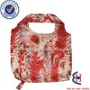 Foldable tiger stripe bags for women for easy daily life