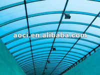 UV-protected lexan polycarbonate sheet greenhouse roofing plastic sheet