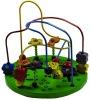 New Toys for child flower wooden beads