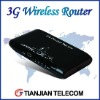 3g wireless portable wifi router