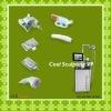 Cryolipolysis Vacuum RF cavitation beauty equipment (S069)