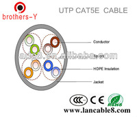 UTP Cat5e Outdoor Cable With Messenger