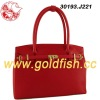 western style lady leather bags and handbags fashion