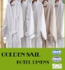 Cheap Combed Cotton Waffle Bathrobe for hotel