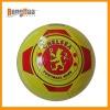 team logo soccer ball