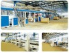 3&5 ply corrugated cardboard production line