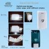 Manual hand sanitizer bag soap dispenser