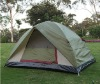 two person and two layer camping tent