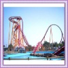 New!!! amusement park big roller coaster