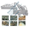 new designed high quality fully automatic complete madeleine production plant line