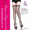 Factory Price!Fashion Tube Stockings With Lace Top