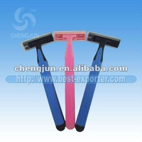 Hot selling Twin blades disposable razor