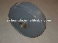The high quality of IDLER SHELL for excavator and bulldozer