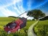 Self-Propelled 4 stroke Zero Turn Ride On Lawn Mower