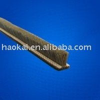 Silicon Pile Strip with Adhesive wool pile with adhesive