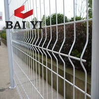 Tie Wire Galvanized Welded Wire Mesh Fence