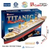 Cubic fun 3d puzzle novelty gift Titanic promotional item