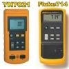 YH7021 Similar to Fluke714 Thermocouple Temperature Process Calibrator